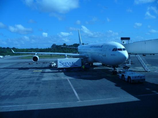 Le voyage en Guyane