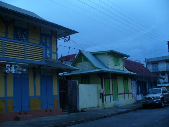 Vues de Cayenne