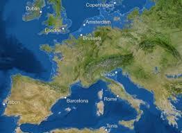 Europe 20fonte 20calottes 20polaires