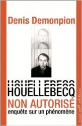 Houellebecq non autorise