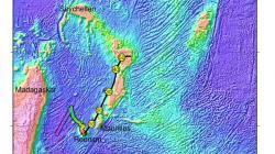 Micro continent ocean indien